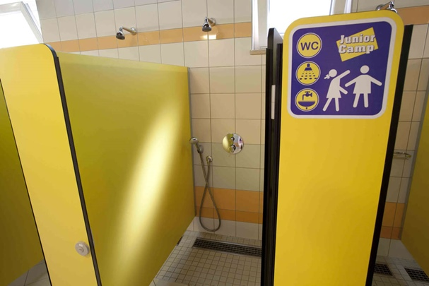 bagni per bambini