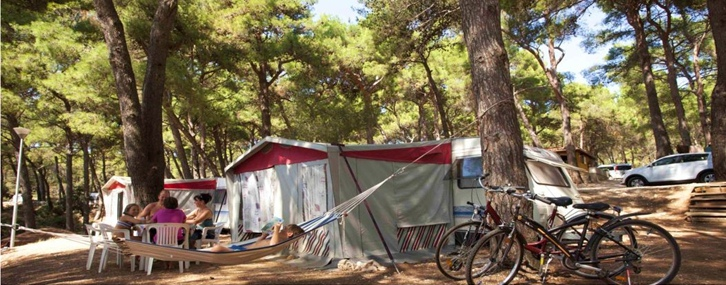 Caravans to rent